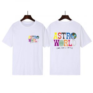 Look Mom I Can Fly Astroworld T-Shirt