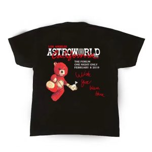 Astroworld One Night Only T-Shirt