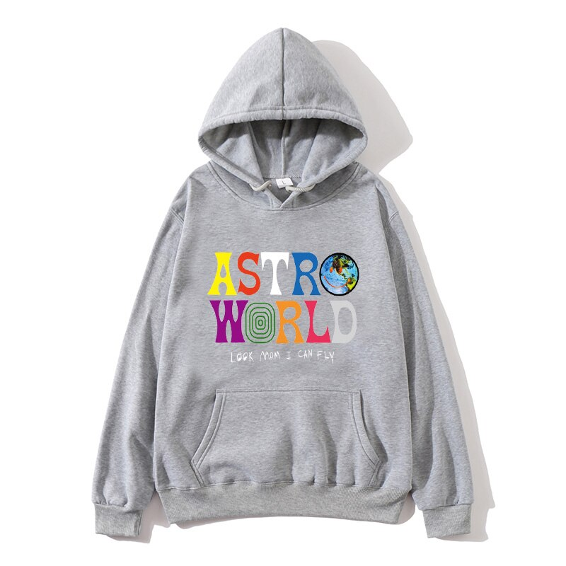Look Mom I Can Fly Astroworld Hoodie