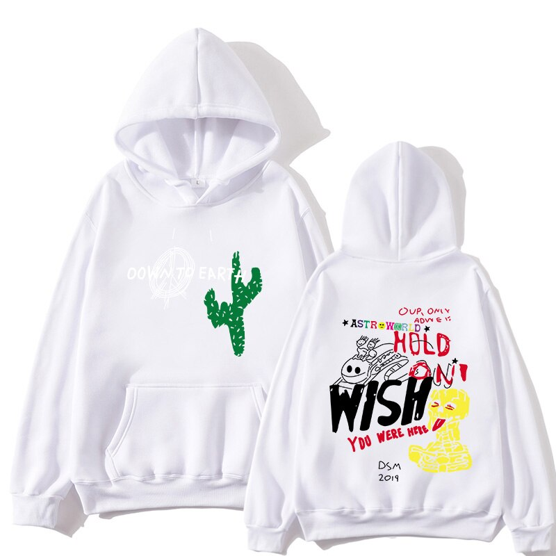 Down To Earth Astroworld Hoodie