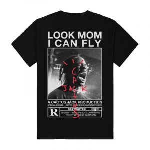 Look Mom I CAN Fly Real Hoodie