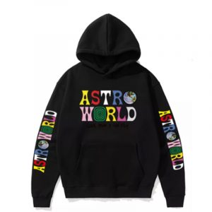 astroworld look mom i can fly pullover hoodie