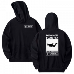 Look-Mom-I-can-Fly-Flying-Poster-Hoodie