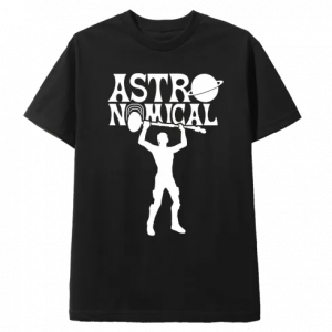 Astronomical Emote Tee